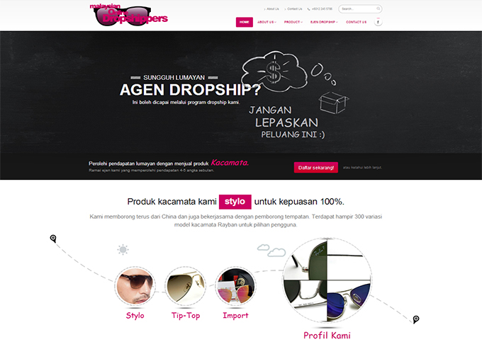 Malaysian Online Dropshippers